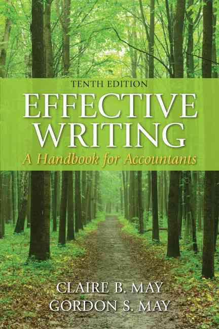Effective Writing By May, Claire B./ May, Gordon S.